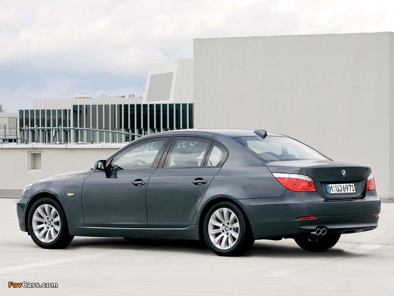 Photos of BMW 5 Series Security (E60) 2008–10 (800 x 600)