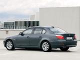Photos of BMW 5 Series Security (E60) 2008–10