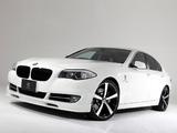 Photos of 3D Design BMW 5 Series Sedan (F10) 2010