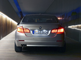 Photos of BMW 528Li (F10) 2010
