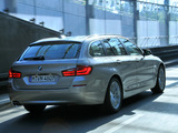 Photos of BMW 520d Touring (F11) 2010–13