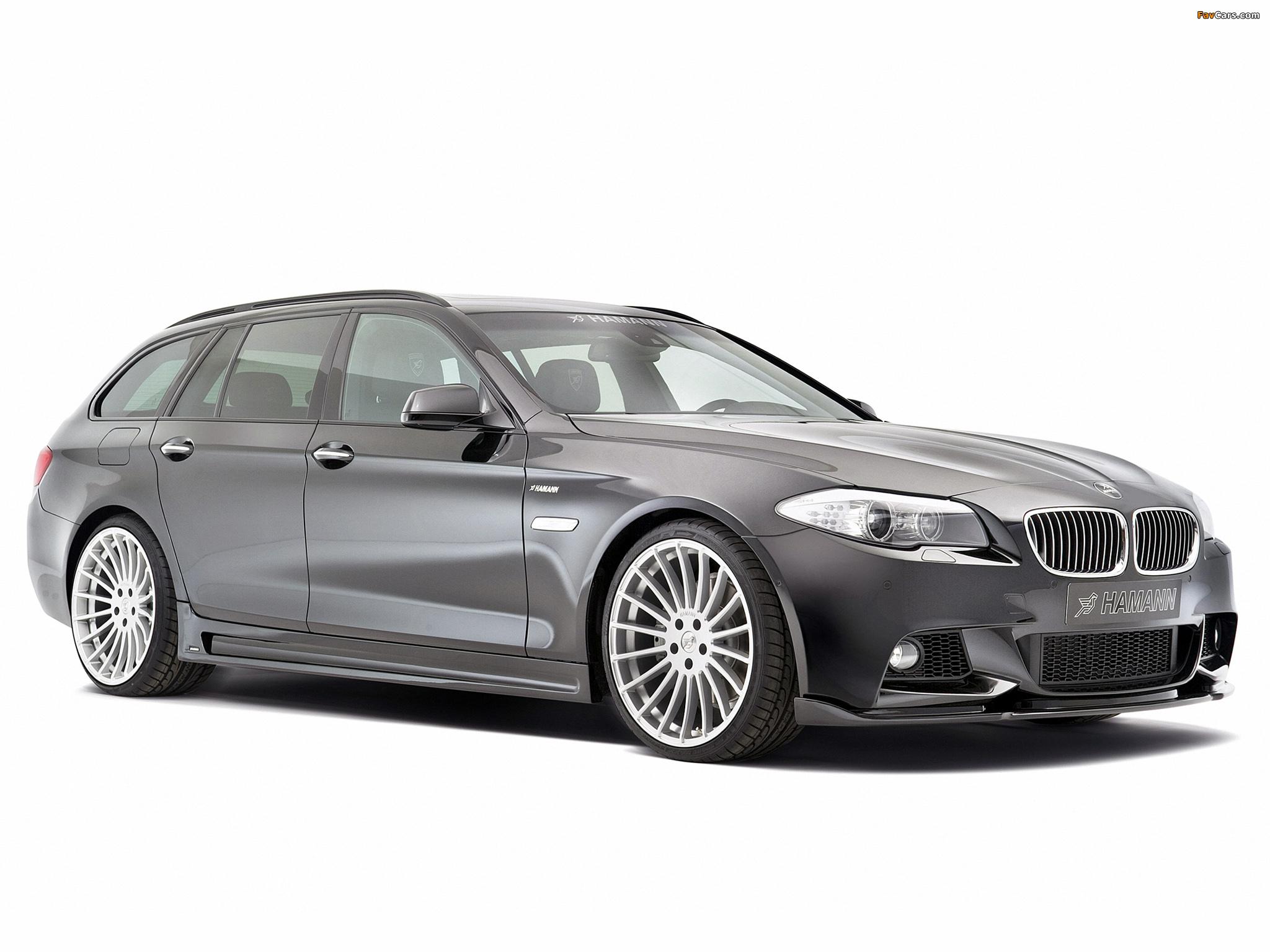Photos of Hamann BMW 5 Series M-Technik Touring (F11) 2011 (2048 x 1536)