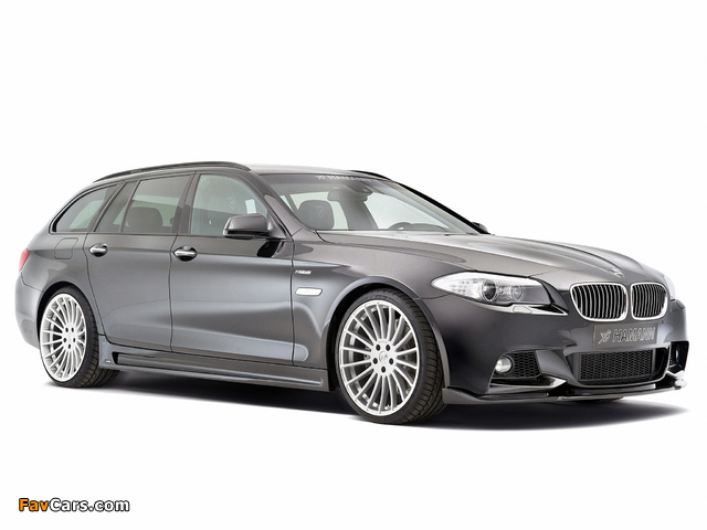 Photos of Hamann BMW 5 Series M-Technik Touring (F11) 2011 (640 x 480)