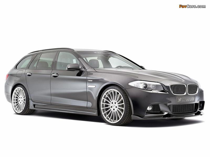 Photos of Hamann BMW 5 Series M-Technik Touring (F11) 2011 (800 x 600)