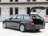 Photos of BMW 535i Touring AU-spec (F11) 2011