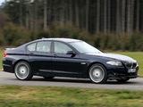 Photos of Alpina D5 Bi-Turbo Limousine (F10) 2011