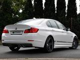 Photos of Prior-Design BMW 5 Series Sedan (F10) 2011