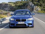 Photos of BMW M5 (F10) 2011–13