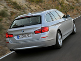 Photos of BMW 520i Touring (F11) 2011