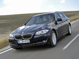 Photos of BMW 525d Touring (F11) 2011
