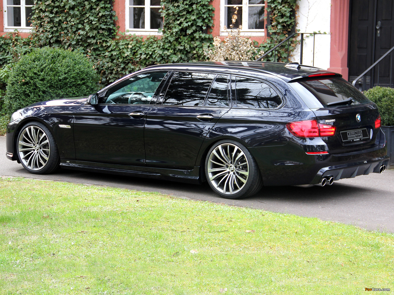 Photos of Kelleners Sport BMW 5 Series Touring (F11) 2012 (1600 x 1200)