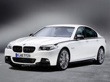 Photos of BMW 5 Series Sedan Performance Accessories (F10) 2012–13