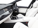 Photos of BMW 520d Gran Turismo M Sport Package AU-spec (F07) 2012–13