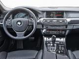 Photos of BMW 520d Touring (F11) 2013