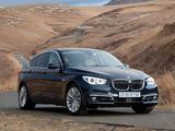 Photos of BMW 530d Gran Turismo Luxury Line ZA-spec (F07) 2013