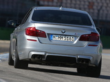 Photos of BMW M5 Competition Package (F10) 2013