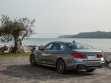 Photos of BMW 530d xDrive Sedan M Sport (G30) 2017