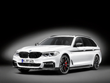 Photos of BMW 5 Series Touring M Performance Accessories (G31) 2017