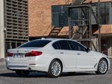 Photos of BMW 520d Sedan Luxury Line (G30) 2017