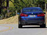 Photos of BMW 540i Sedan M Sport Latam (G30) 2017