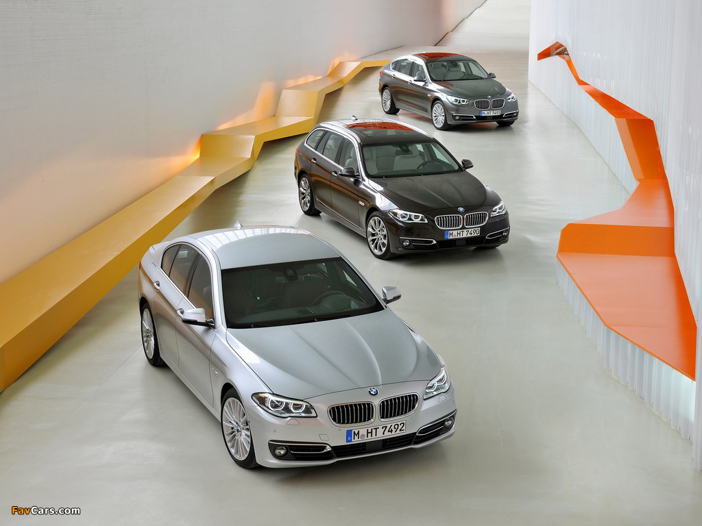 Photos of BMW 5 Series (1024 x 768)