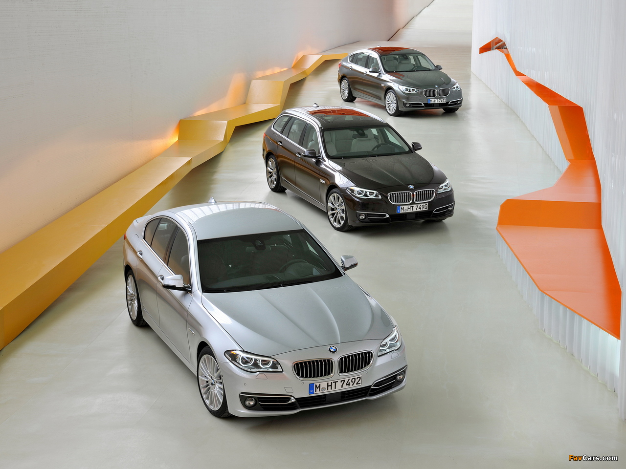 Photos of BMW 5 Series (1280 x 960)