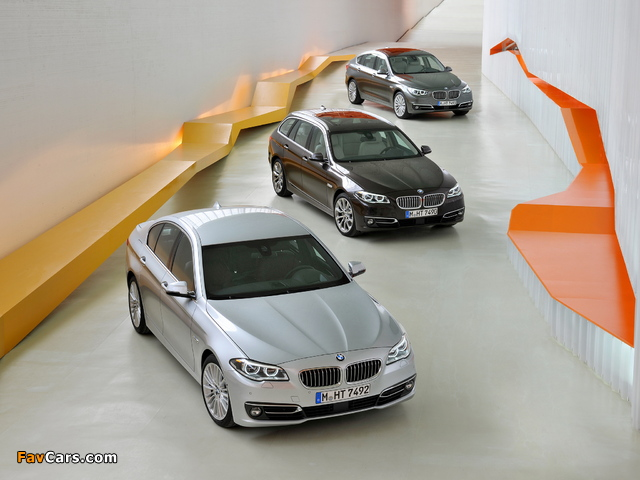Photos of BMW 5 Series (640 x 480)