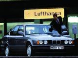 Photos of BMW 5 Series E34