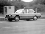 Photos of BMW 520 Sedan (E12) 1972–76