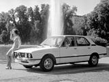 Photos of BMW 525 Sedan (E12) 1973–76