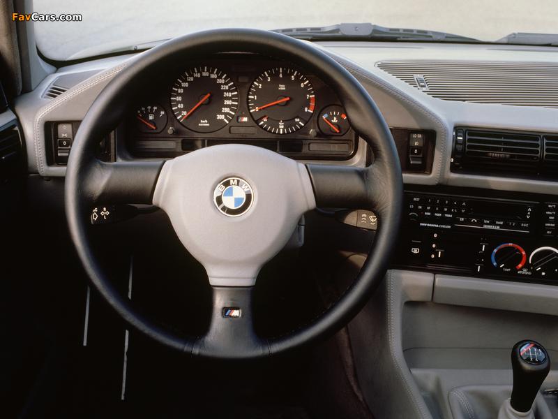 Photos of BMW M5 (E34) 1988–92 (800 x 600)