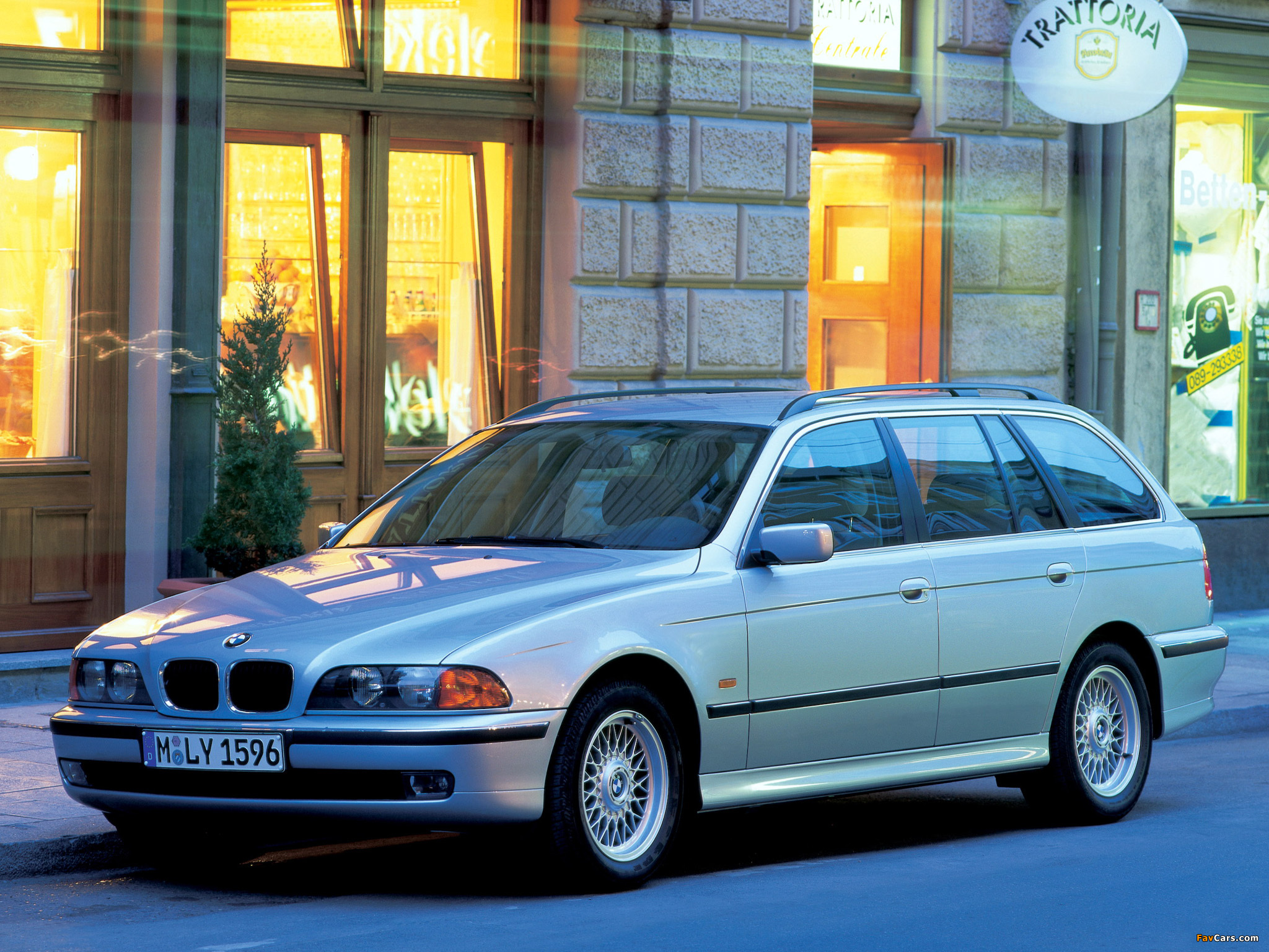 Photos Of Bmw 528i Touring E39 1997 2000 2048x1536