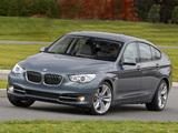 Pictures of BMW 550i Gran Turismo US-spec (F07) 2009–13
