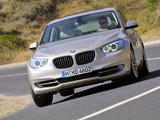 Pictures of BMW 535i Gran Turismo (F07) 2009–13