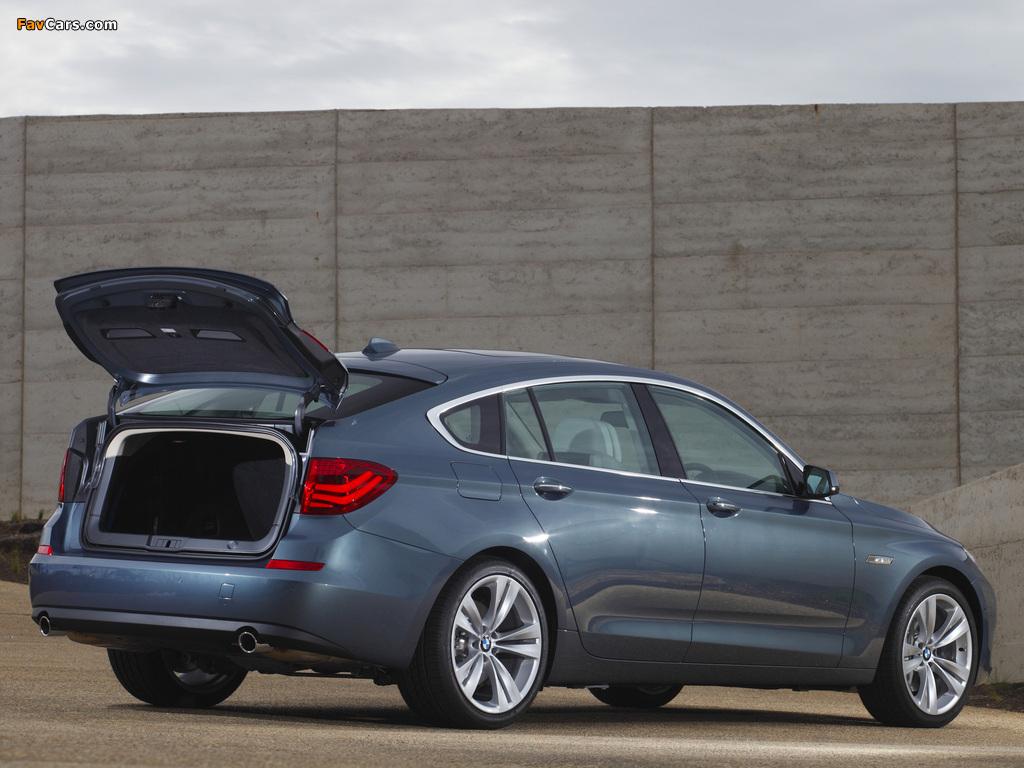 Pictures of BMW 535i Gran Turismo AU-spec (F07) 2009–13 (1024 x 768)
