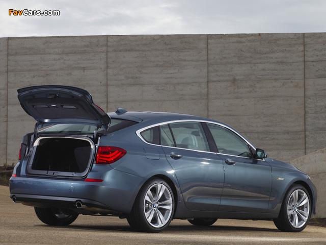 Pictures of BMW 535i Gran Turismo AU-spec (F07) 2009–13 (640 x 480)
