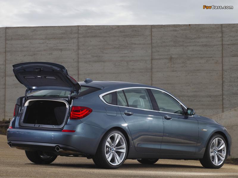 Pictures of BMW 535i Gran Turismo AU-spec (F07) 2009–13 (800 x 600)