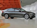 Pictures of BMW 535i xDrive Gran Turismo Luxury Line (F07) 2013