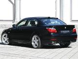 Pictures of Hamann BMW 5 Series Sedan (E60)