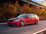 Pictures of Prior-Design BMW 5 Series Touring (E61)