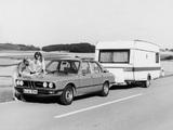 Pictures of BMW 525 Sedan (E12) 1976–81
