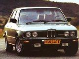 Pictures of BMW 528i Sedan ZA-spec (E12) 1977–81