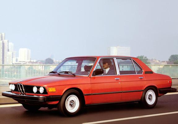BMW 528i Sedan Worldwide (E12) &#39-01.1977-06.1981