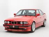 Pictures of Alpina B10 3.5 UK-spec (E34) 1988–92