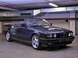 Pictures of BMW M5 Convertible Concept (E34) 1989