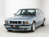 Pictures of BMW 535i Sport (E34) 1989–93
