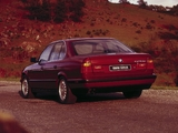 Pictures of BMW 525iX (E34) 1991–95