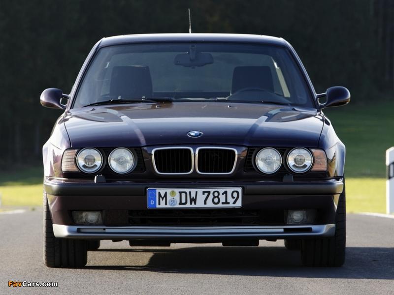 Pictures Of Bmw M5 Sedan E34 1994 95 800x600