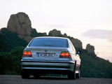 Pictures of BMW 5 Series Sedan (E39) 1995–2003