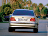 Pictures of BMW 520d Sedan (E39) 2000–03